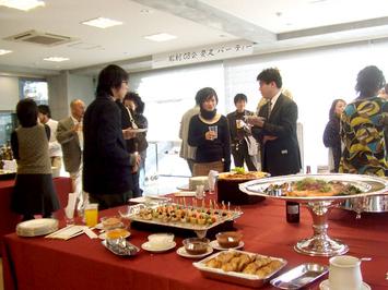 京都造形芸術大学 彫刻OB会 発足パーティー ~彫刻祭2007~