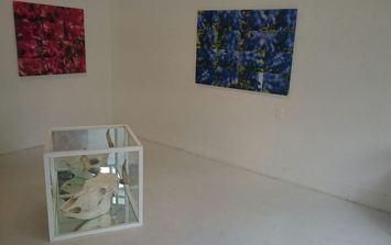 南 新也 個展 「For」 に寄せてもらいました:藤澤