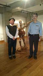 三木 豊 展 「Driftwood Art- 生き物(Creatures)」に寄せてもらいました:藤澤