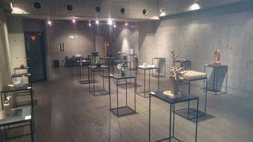 Uryuyama.Sculptors.Exhibition 8th 搬入を終えました!