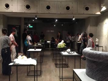 Uryuyama.Sculptors.Exhibition 9th 搬入を終えました!