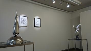 「彫刻家 深田充夫展 AquaⅡ」に寄せてもらいました:藤澤