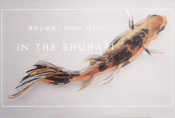 浦田 沙緒音 展 IN THE SHUHARI
